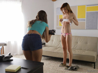 Cassidy Klein interviews redhead Kaylee Haze and..