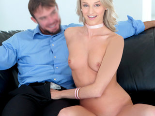 Emma has been banging her step-dad behind..