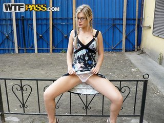 Mind-blowing blonde porn pictures