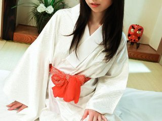 Karen is a gorgeous Japanese babe that loves her..