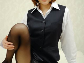 Emi Orihara Asian has stockings ripped and gets..
